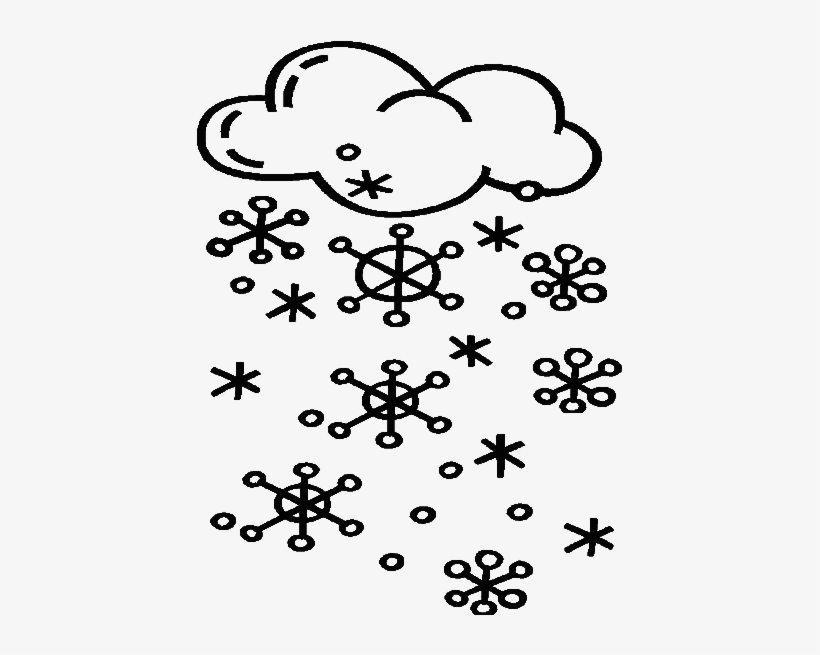 Snow Cloud Coloring Pages 2 By Rebecca - Snow Cloud Coloring ...