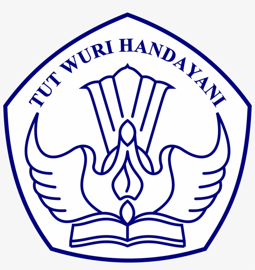 Logo Twitter Png Transparente Lambang Tut Wuri Handayani Png Image Transparent Png Free Download On Seekpng