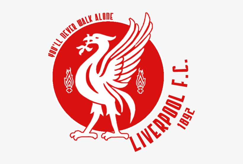 Liverpool Fc 1892 Logo Iron On Transfers Liverpool Football Club Flags Png Image Transparent Png Free Download On Seekpng