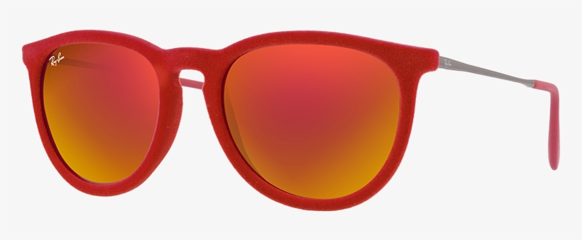 0bcec68d13 Ray Ban Sunglasses Collection - Ray Ban Erika Rojos PNG Image ...