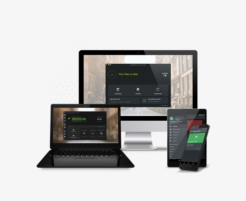 One-stop Security Center - Pc Mobile Antivirus Protection