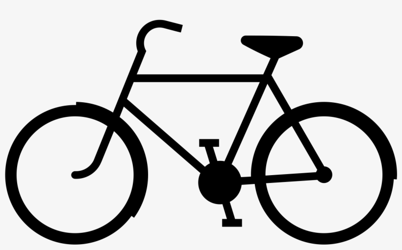 Png Free Stock Vector Bicycle Dibujos De Bicicletas Faciles Png Image Transparent Png Free Download On Seekpng