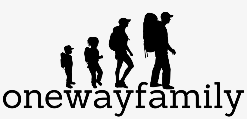 A Nomadic Family Slowly Making Their Way To Every Country Family Travel Silhouette Png Png Image Transparent Png Free Download On Seekpng