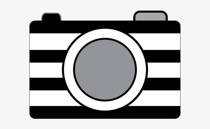 picture about Polaroid Camera Printable identified as Polaroid Digital camera Clipart Black And White - Printable Status