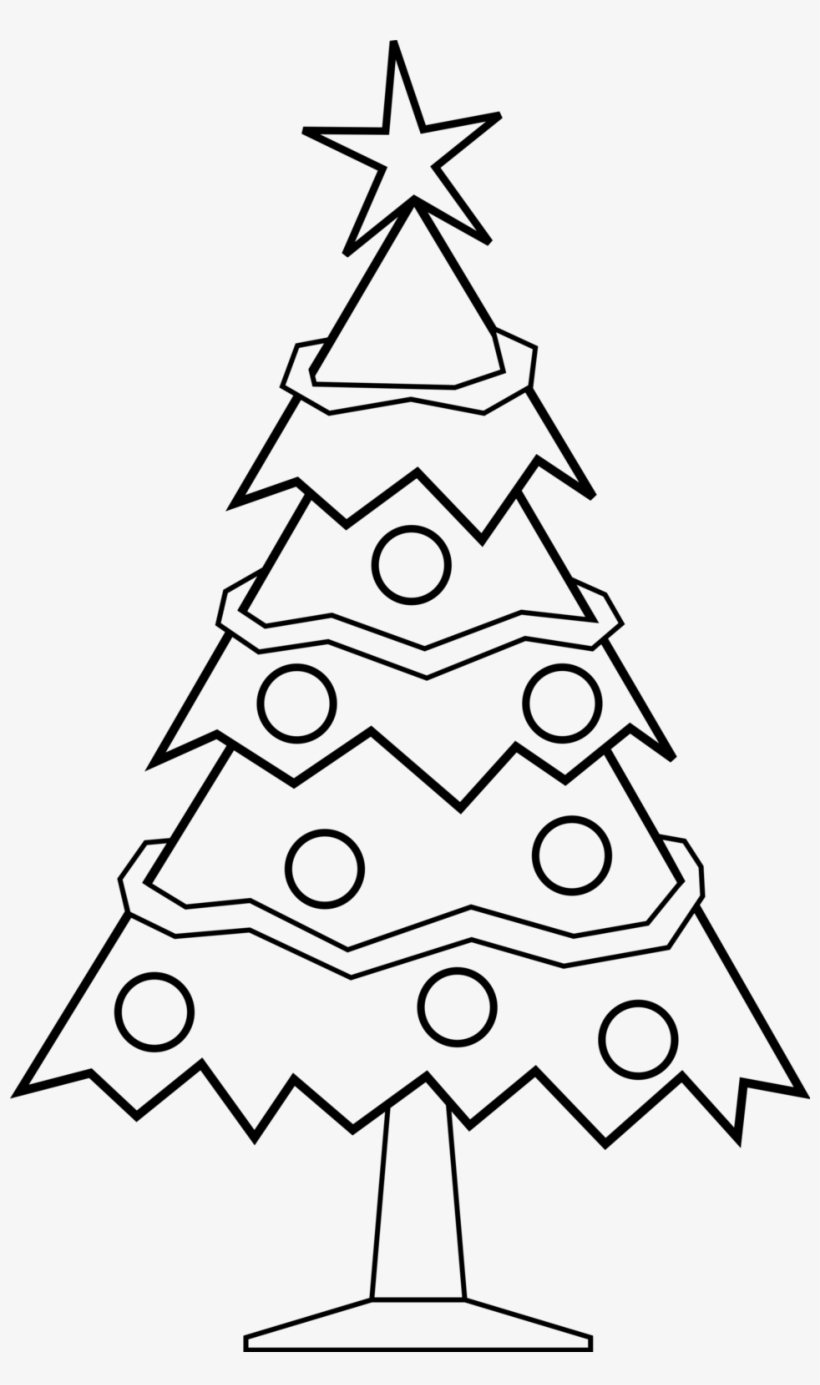 Christmas Tree Icon Black And White Find Craft Ideas Xmas Tree