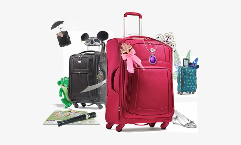 114c3d19a0e American Tourister Bags Decked Out With Disney Gear - American Tourister  Luggage Ilite Supreme 29 Inch Spinner