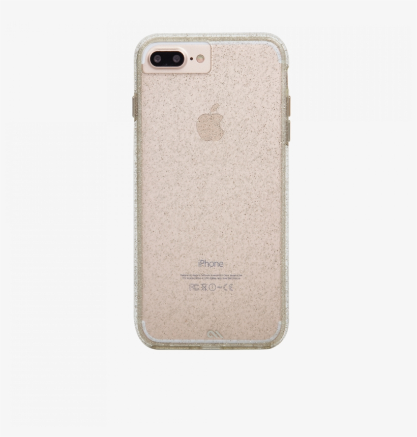 new products 58fc2 db764 Case-mate Sheer Glam Iphone 7/6s/6 Case - Champagne PNG Image ...