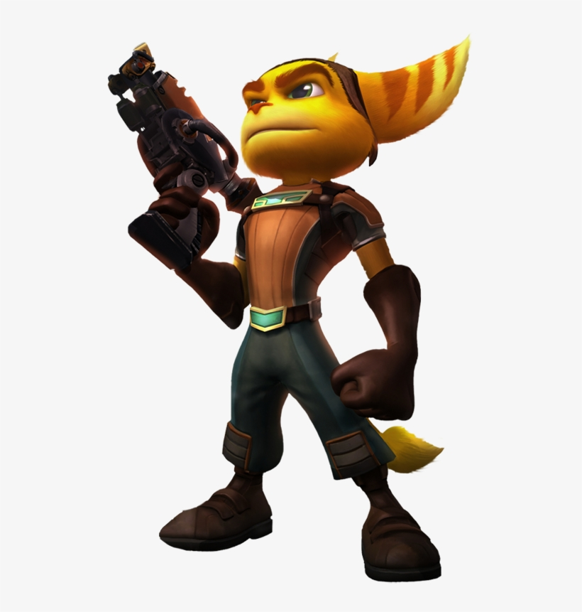 Png Image Information Ratchet And Clank Tools Of Destruction