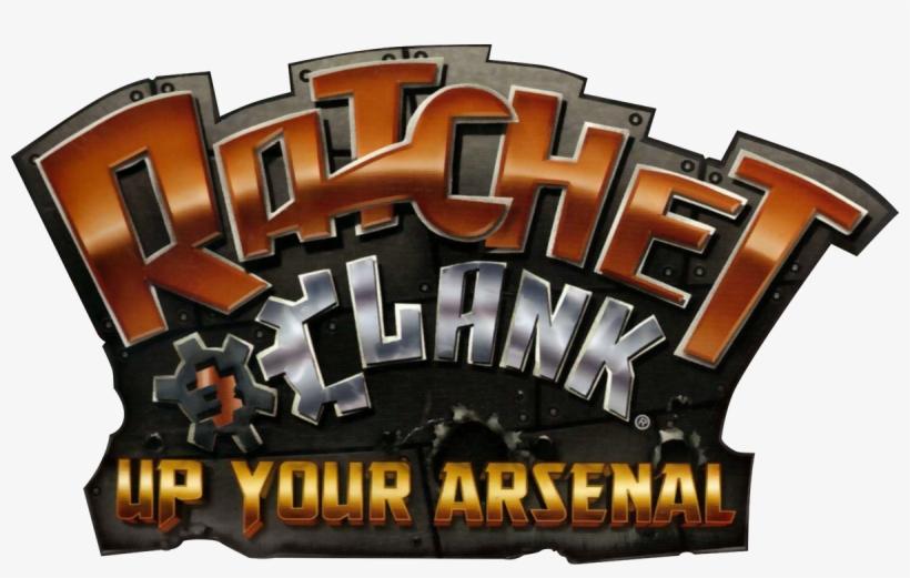 Ratchet Clank Ratchet E Clank Logo Png Image Transparent Png