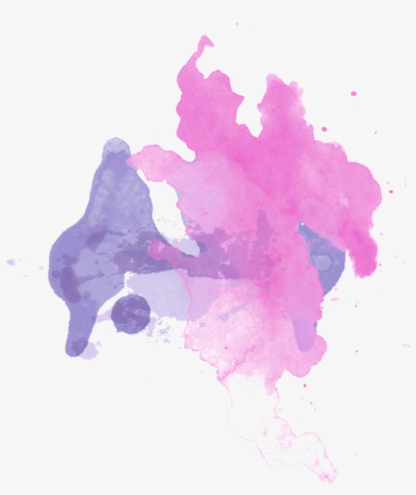 Watercolour Watercolor Splash Brush Watercoloreplash   Quotes With ...