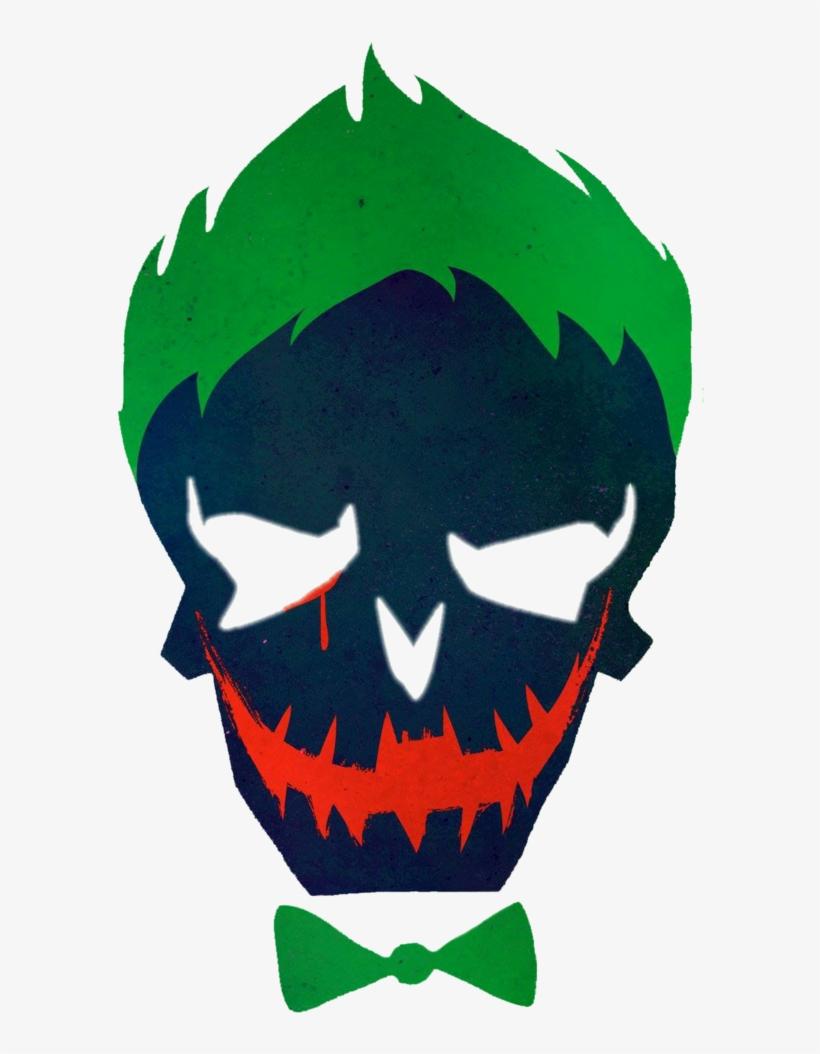 By Alottaoficial On Deviantart Joker Suicidé Squad Logo Png Image