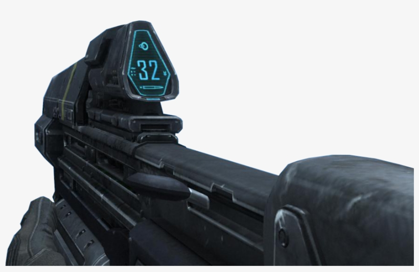 Halo 3 Assault Rifle Pov Png Vector Royalty Free Library