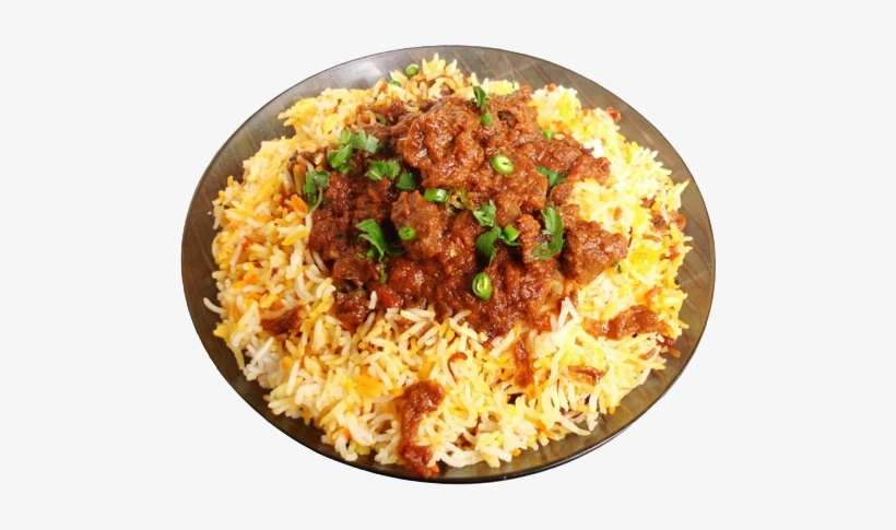 Mutton Biryani - Mutton Biryani Images Png@seekpng.com