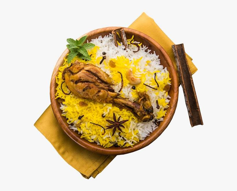 Chicken Biryani Images Png@seekpng.com