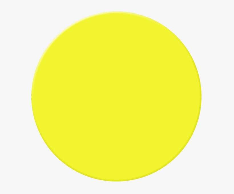 Circulo Color Amarillo Png PNG Image