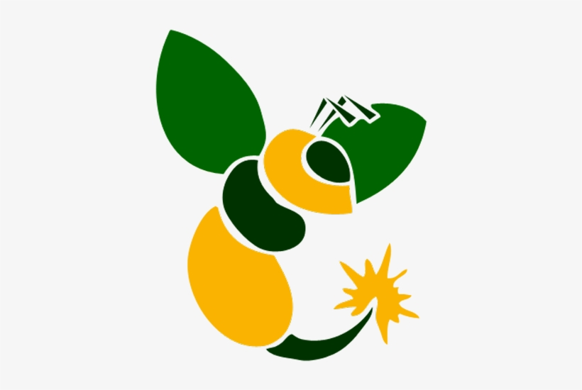 Bee Marion Center Stingers Logo Png Image Transparent Png Free