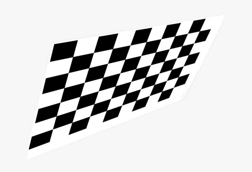 Checkerboard Clipart Lens Distortion - 3d Chess Board Png