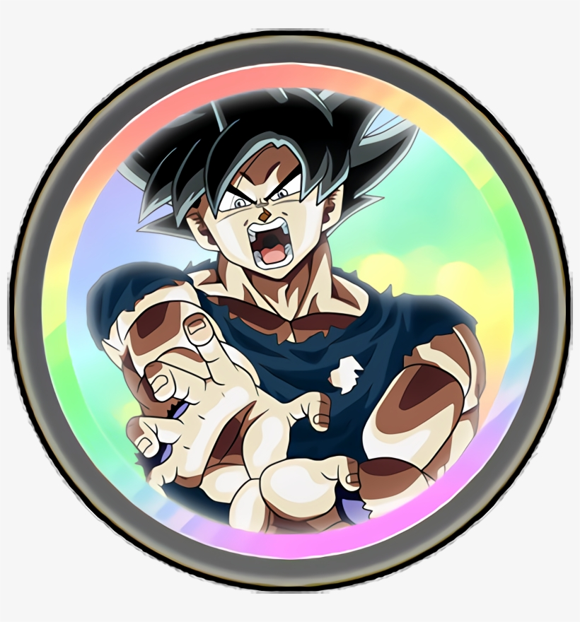 goku ui tur medal hd ui goku png png image transparent png free download on seekpng goku ui tur medal hd ui goku png png