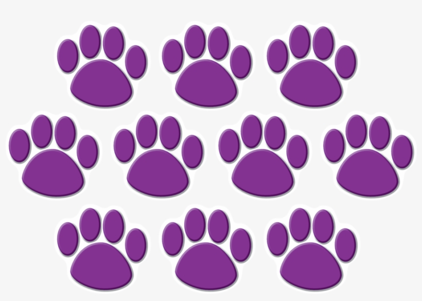 Purple Paw Prints Accents Tcr4646 Teacher Created Orange Paw Prints Png Image Transparent Png Free Download On Seekpng Try to search more transparent images related to paw print png |. seekpng