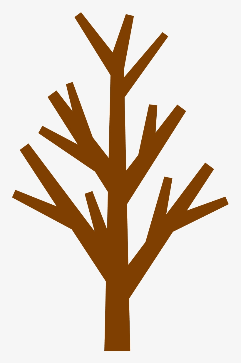 28 Collection Of Brown Tree Without Leaves Clipart Tree No Leaves