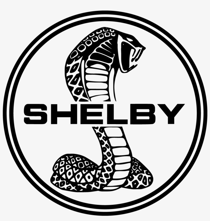 Shelby Logo Vector Shelby Mustang Cobra Logo Png Image