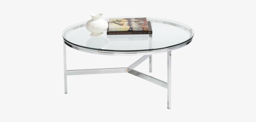 Pleasing Flato Coffee Table Sunpan Modern Home Flato Round Coffee Creativecarmelina Interior Chair Design Creativecarmelinacom