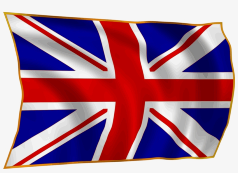 Download England Flag No Background Clipart England - British Flag