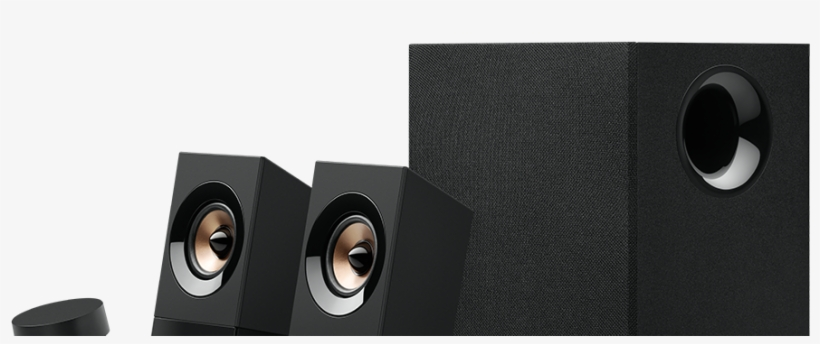 logitech speakers download