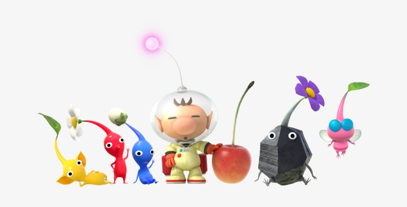 Hey Pikmin You Are A Disappointing Game Hey Pikmin Olimar Png