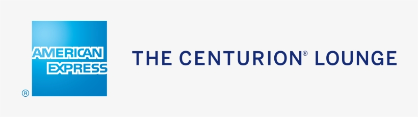 The Centurion Lounge airport lounge logo