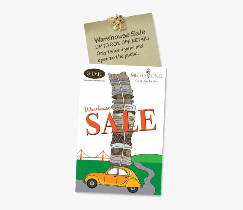 Sdh Fine European Linens Warehouse Sale Spring Sdh Enterprises Inc Png Image Transparent Png Free Download On Seekpng