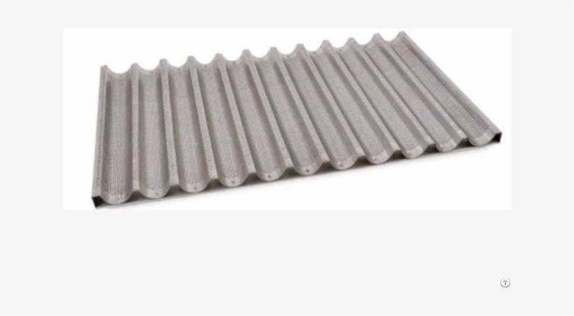 Cs Teflon Coating Non Stick 11 Slot Al Steel French - Roof