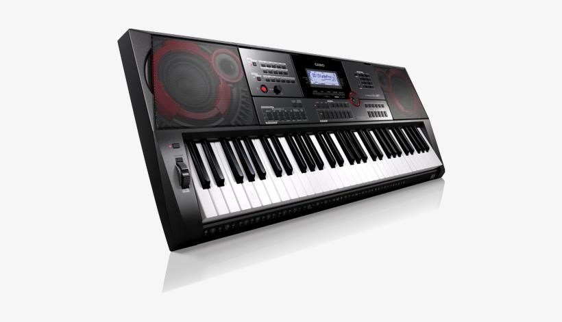 Features - - Akai Advance 61 Midi Keyboard PNG Image | Transparent