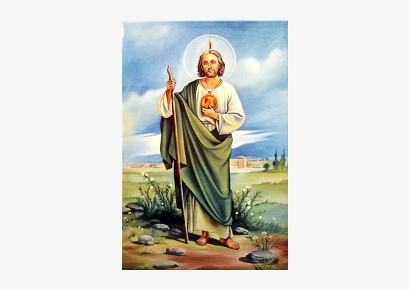 San Judas Tadeo Png Png Image Transparent Png Free Download On Seekpng