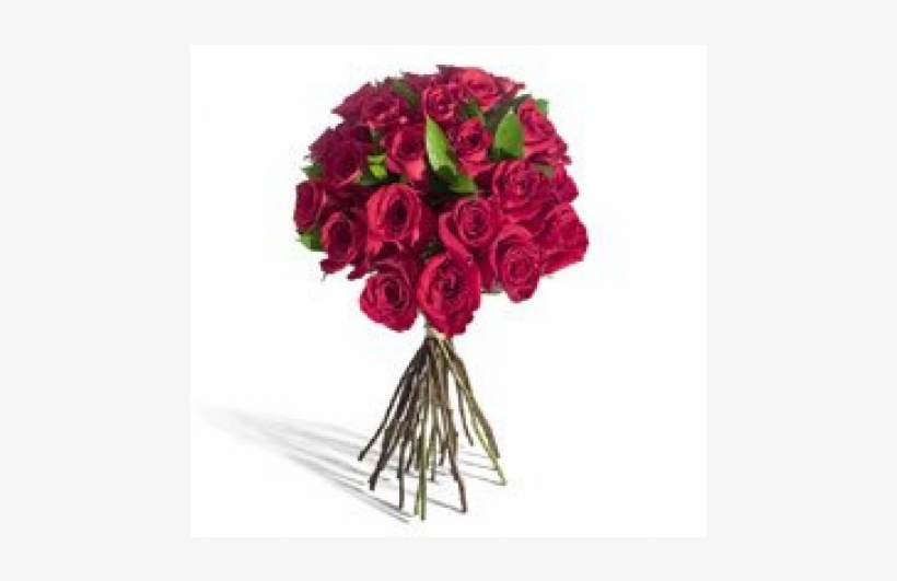 Red Roses Bouquet 12 Flowers 24 Rose Rosse Png Image Transparent