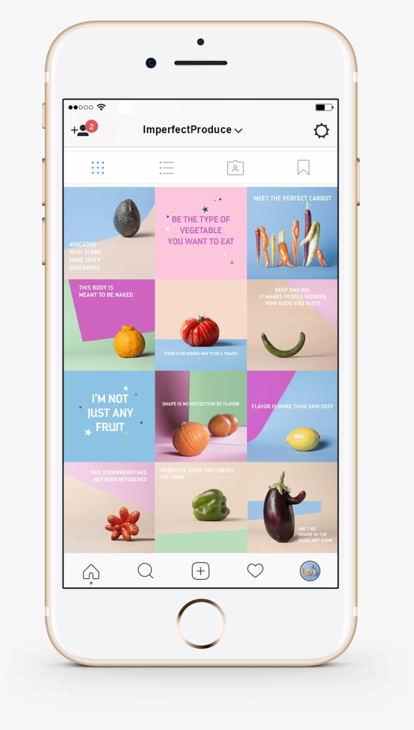 Instagram Feed On Phone Mockup 1 Fit= - Instagram Feed