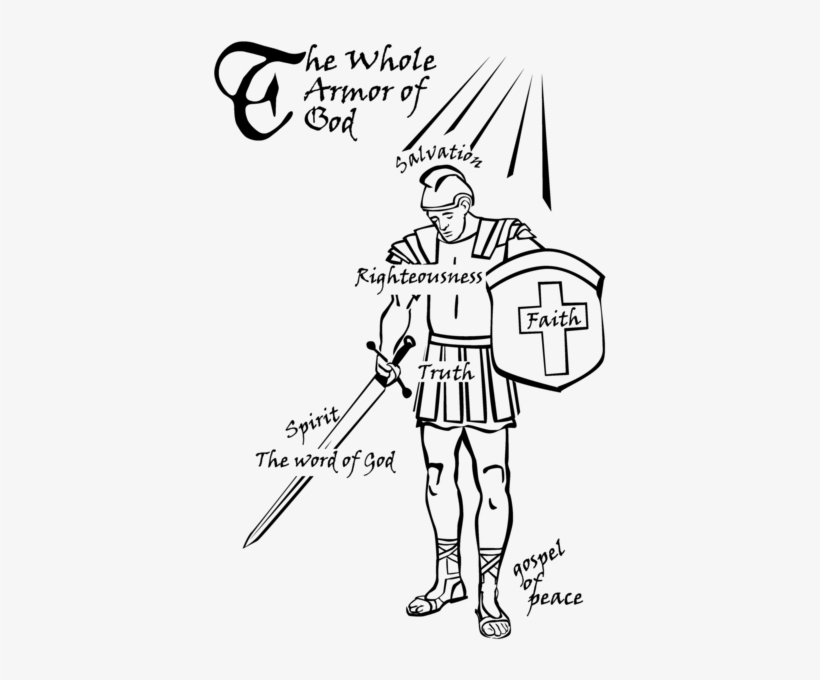 Full Armor of God Coloring Pages DIGITAL COPY   Etsy   680x820