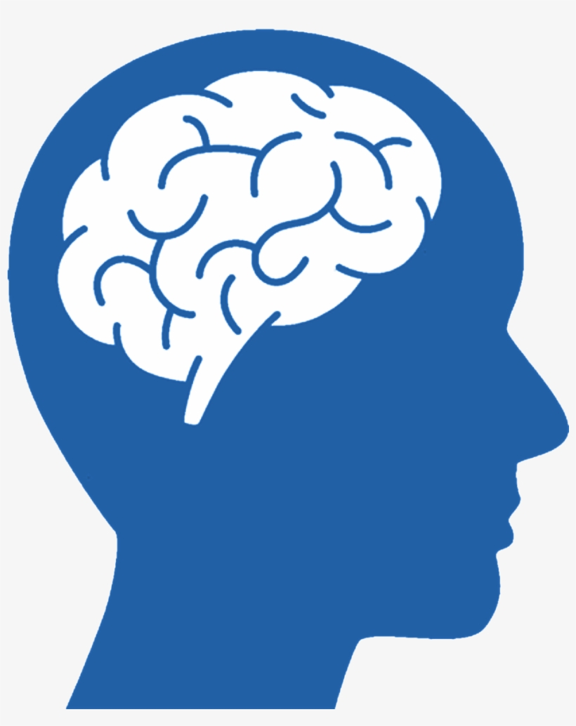 Candidates - Silhouette Brain Vector PNG Image   Transparent PNG ...