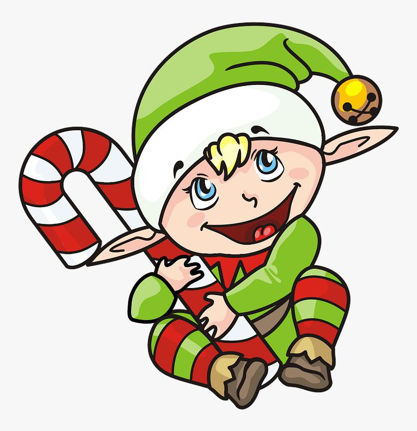 Christmas Elf On The Shelf Clipart.Santa Claus The Elf On The Shelf Christmas Elf North Elf
