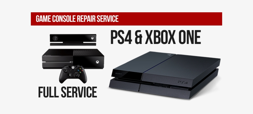 Gaming Console Repair - Xbox One Ps4 Repair PNG Image