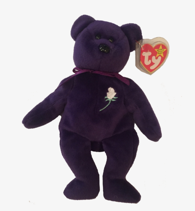 Princess Diana Beanie Baby Beanie Baby Png Image Transparent
