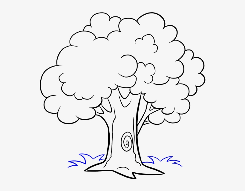 Drawings Drawing Ideas Easy Tree Drawing New Easy Drawing Tree