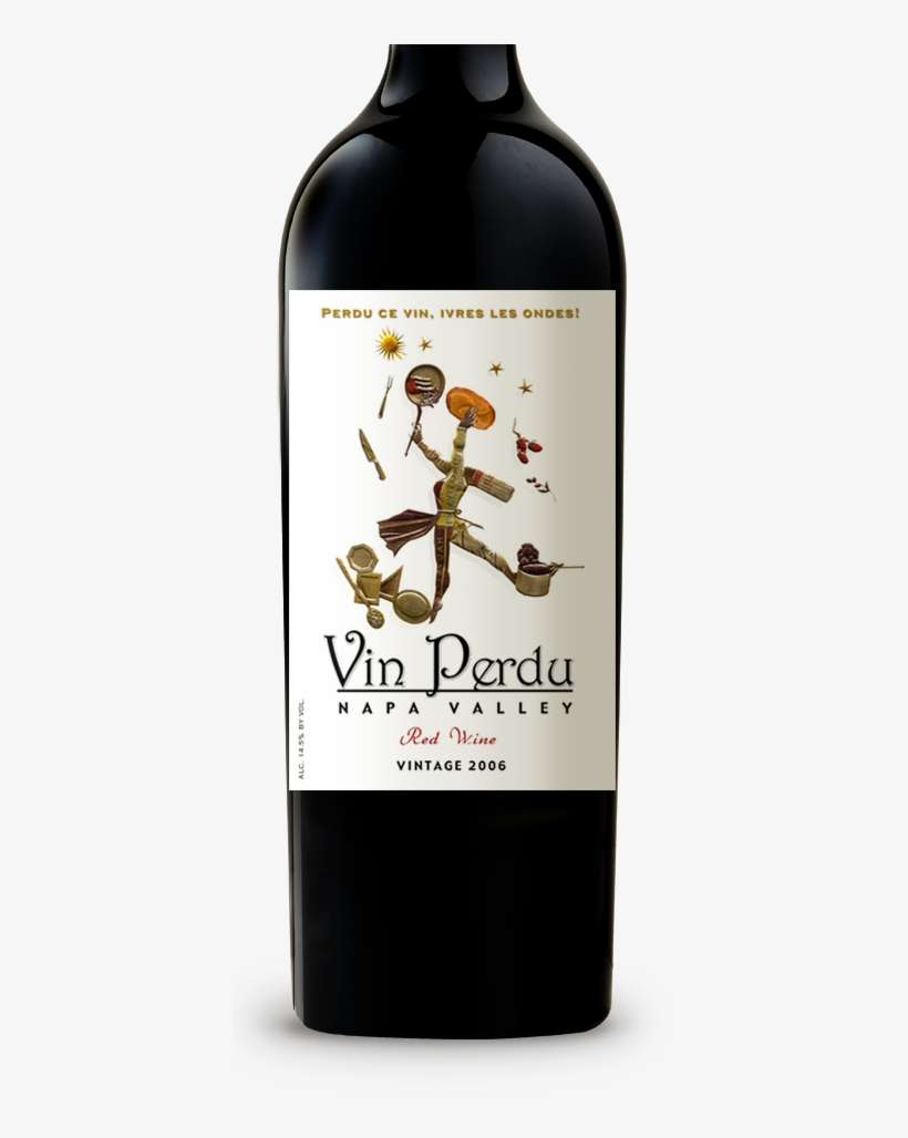 Vin Perdu 2006 Napa Valley Red Wine