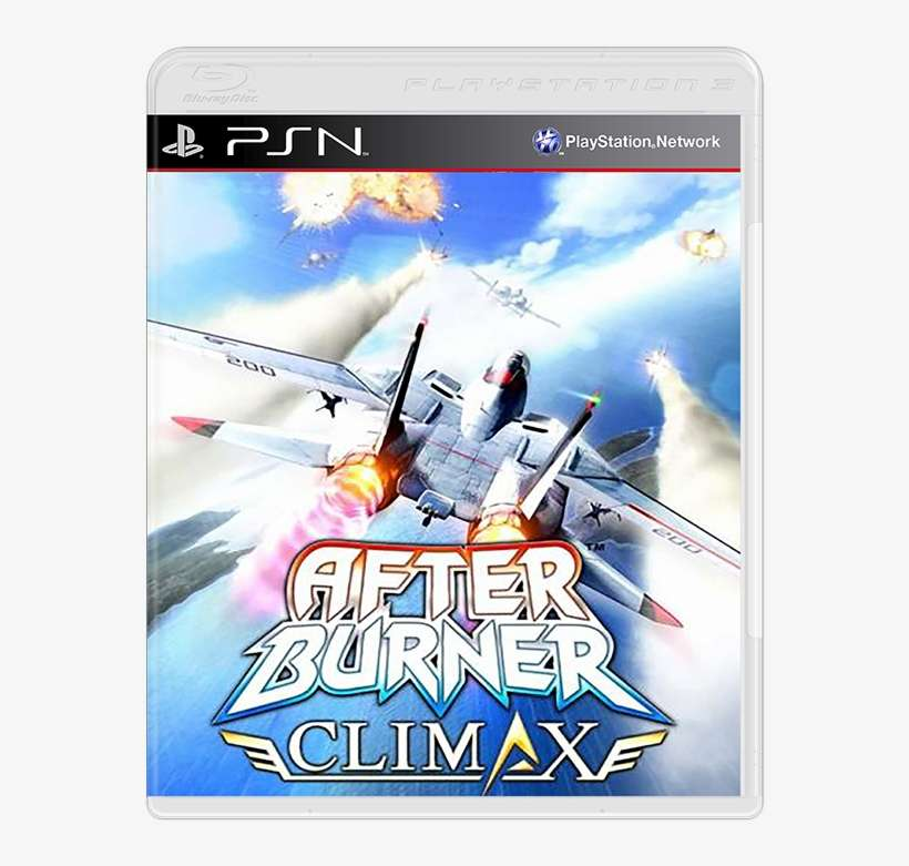 Sony Playstation 3 Psn 2d Box Pack - After Burner Climax 360