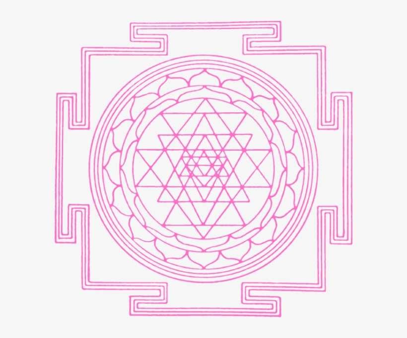 Print Sri Yantra PNG Image | Transparent PNG Free Download on SeekPNG