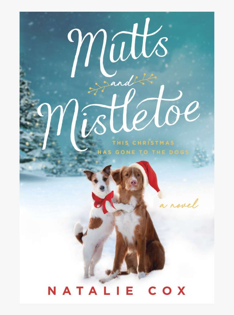 mutts and mistletoe png image transparent png free download on seekpng