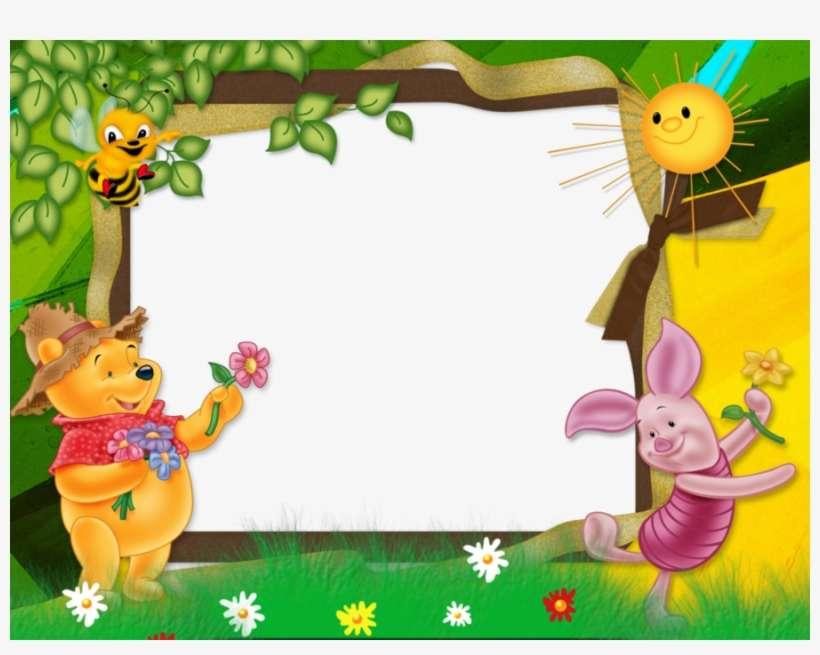 Marcos De Winnie Pooh Clipart Winnie The Pooh Picture Frame Winnie