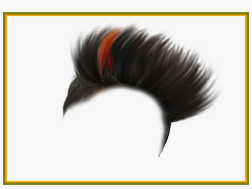 Long Hair Png Men Hairstyle Png For Picsart Png Image