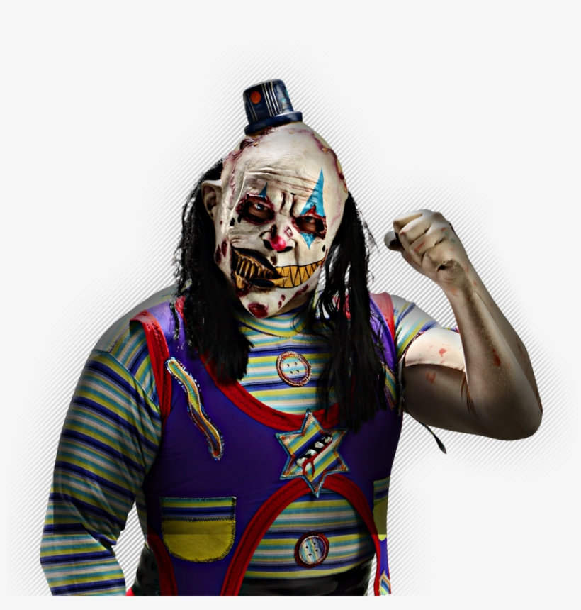 Lucha Libre Aaa Psycho Clown Png Image Transparent Png Free