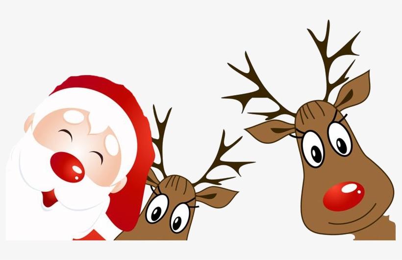 Christmas Reindeer Png.Santa Reindeer Png Merry Christmas Black People Funny Png
